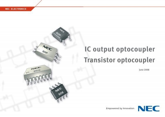Transistor Output Optocouplers Phototransistor Output Optocoupler 10 pieces
