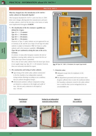 en 14470 1 and trbf 20 l. Black Bedroom Furniture Sets. Home Design Ideas