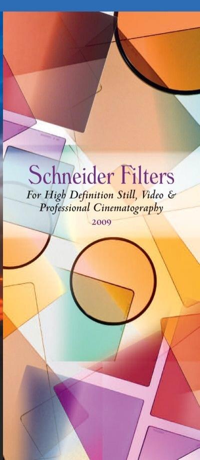 Schneider Series 9 Coral 1//8 Round Glass Filter