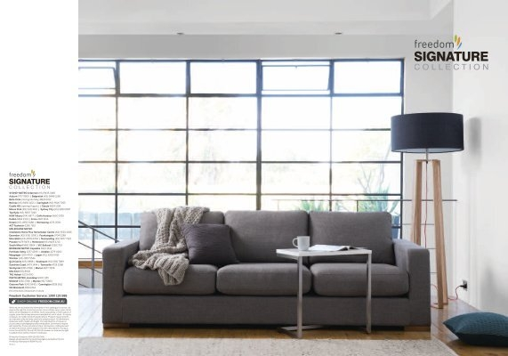 Download Catalogue Freedom Furniture