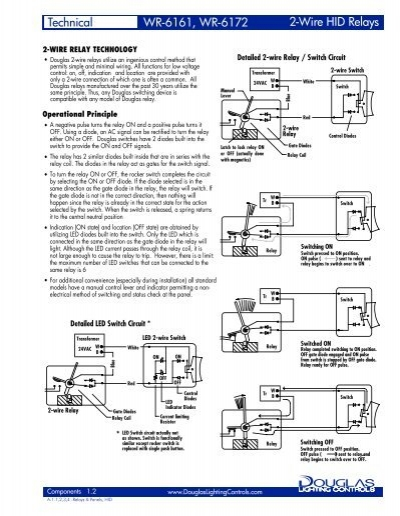 2 wire relay technology asfbconference2016 Image collections