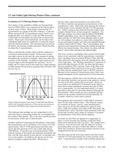 waac newsletter volume 30. Black Bedroom Furniture Sets. Home Design Ideas