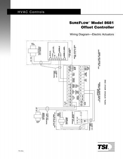 sureflow model 8681 offset controller wiring diagram