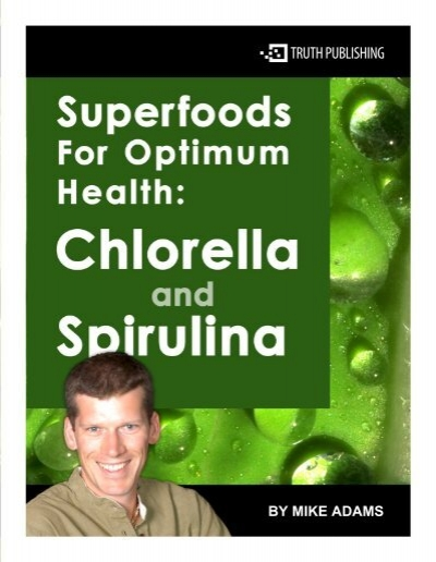 Natural News Health Ranger Mike Adams Superfoods