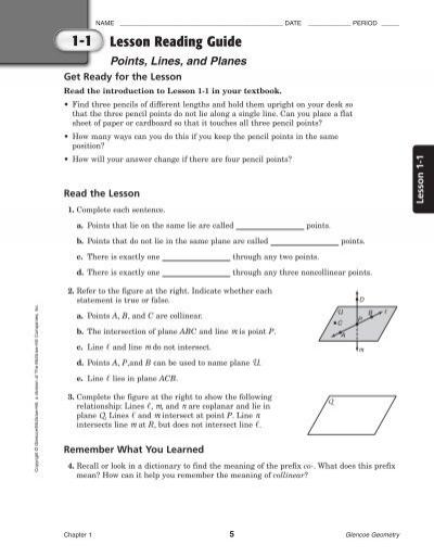 Special Segments In Triangles Worksheet Milliken Publishing ...