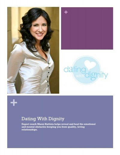 Dating with dignity