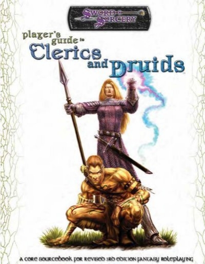 Player S Guide To Clerics And Druids Property Is Theft