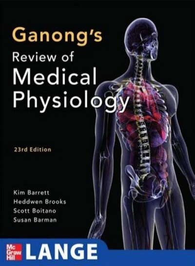 ganong physiology 23rd edition pdf free download