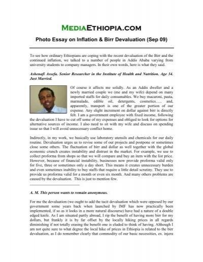 Topics Of Essays For High School Students  Examples Of Essay Papers also Essay Thesis Examples Ashenafi Assefa  Mediaethiopia English Essays For Kids