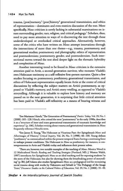 History bibliographic essay