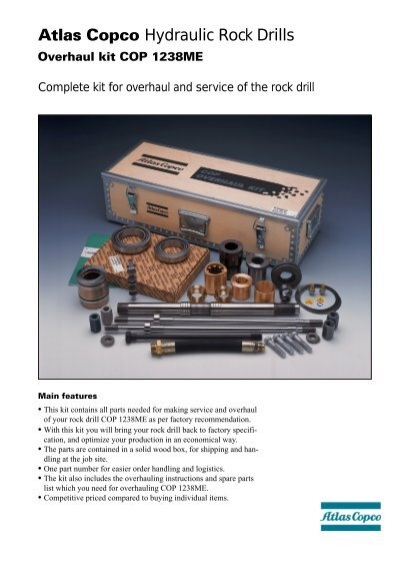 overhaul cop 1032 pdf atlas copco rh yumpu com