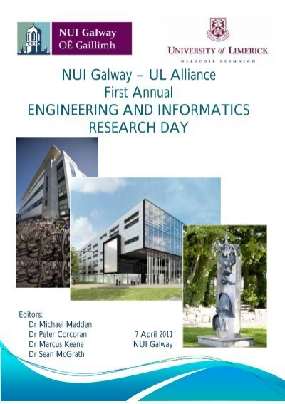 Nui Galway Ul Alliance First Annual Engineering And Aran