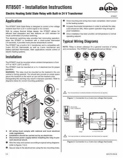 Installation guide - Ouellet Canada on