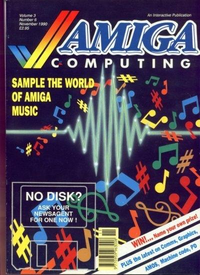 Amiga Computing Commodore Is Awesome