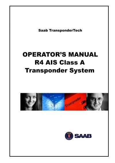 operator s manual r4 ais class a transponder polaris as dk rh yumpu com