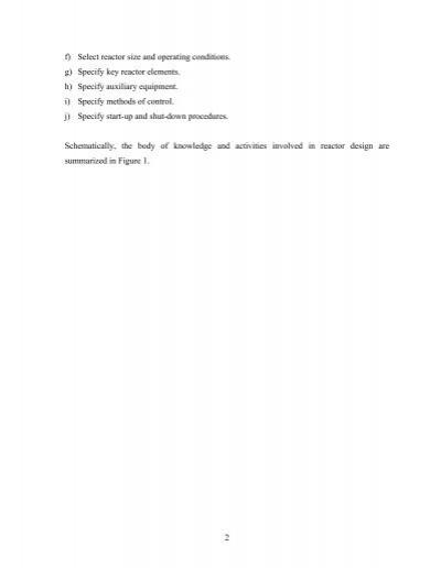 elements of chemical reaction engineering fogler pdf free download