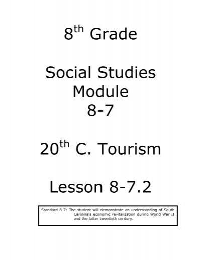 8 55 Social Studies Lesson Plan With Linkspdf