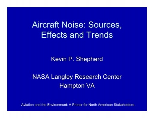 the effects of aircraft noise on health In 2015 a review of aircraft noise and health effects by charlotte clark was   concerning the effects of aircraft noise on a range of health outcomes, and the.
