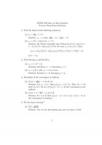 real analysis bartle solution manual pdf