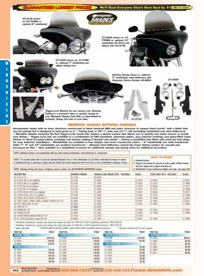8 Wave Windshield Windscreen Fairing Wind Defector for 96-13 Harley FLHT FLHTC FLHX Touring Models 6mm Black