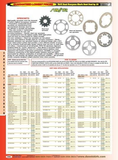 Sunstar 14T Front Sprocket Honda ATC250R 85