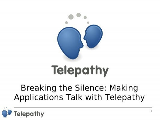 how to do telepathy pdf