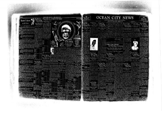 Feb 1927 On Line Newspaper Archives Of Ocean City