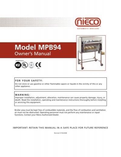 Nieco 10529 Transformer