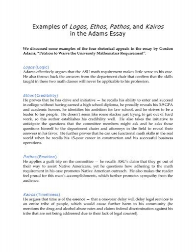 Proposal Essay Sample  Thesis Example For Compare And Contrast Essay also Thesis In An Essay Ethos Pathos Logos Essay Example How To Write A Thesis Statement For A Essay