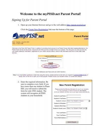 mypisd parent portal