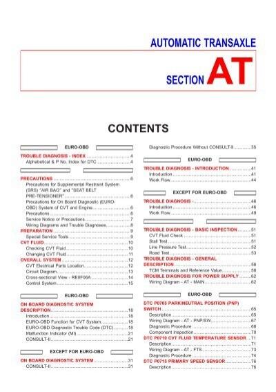 re0f06a repair manual rh yumpu com Parts Manual Truck Manual