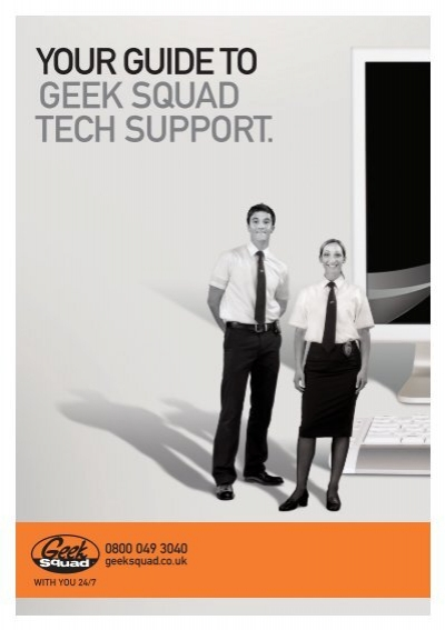 your guide to geek squad tech support rh yumpu com geek squad guelph geek squad gulfport