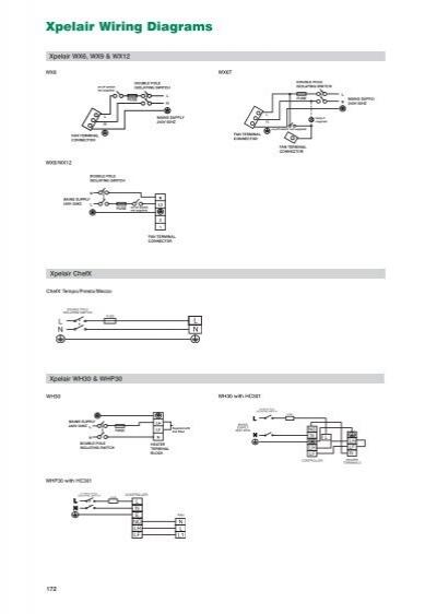 xpelair rh yumpu com Ladder Diagram Wiring Diagram Symbols