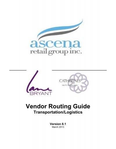 People Vendor Manual Guide
