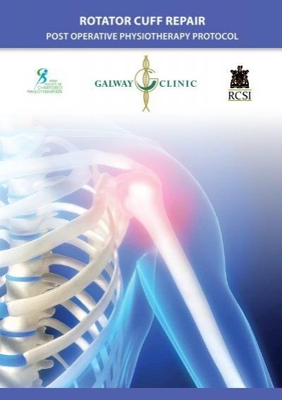 rotator cuff repair rehabilitation guidelines