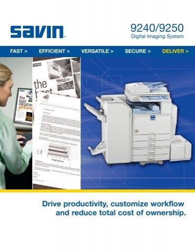 SAVIN d PS driver - DriverDouble