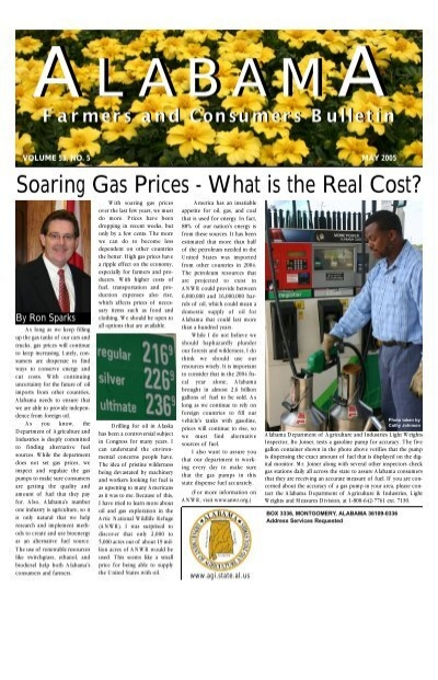 PAGE 4 ALABAMA FARMERS AN