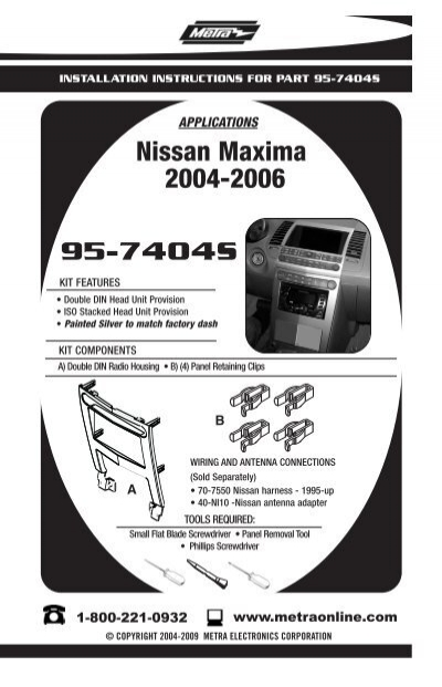 1995 nissan maxima wiring harnes