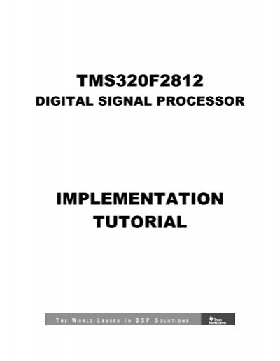 DSC High Perf 32B Floating-Point DSP Digital Signal Processors /& Controllers