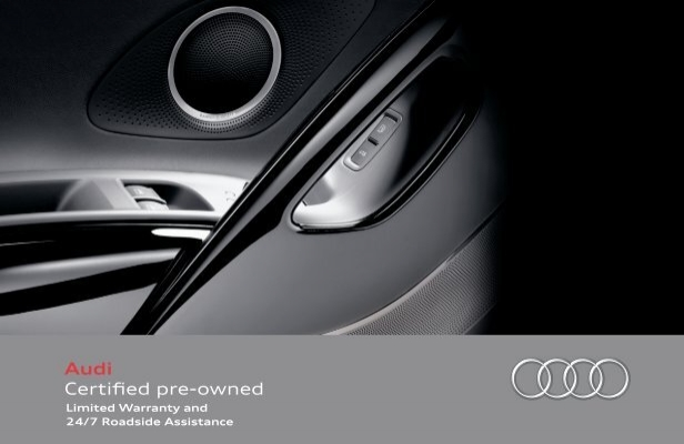 Limited Warranty And Roadside Assistance Audi Of America - Audi roadside assistance