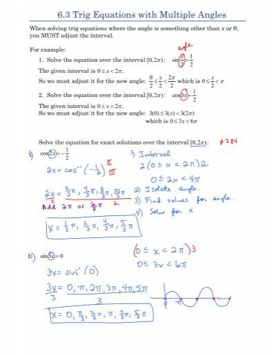 All Elementary Mathematics   Study Guide   Trigonometry further Solving Trigonometric Equations – She s Math additionally  furthermore Fresh Alge with Cazoom Maths Alge Pinterest solve Trig further  also Solving Trig Equations Worksheet Answers Math Ex le Solve A Trig furthermore 5 3 SOLVING TRIGONOMETRIC EQUATIONS additionally Solving Trig Equations Using Inverses  15 Helpful Ex les additionally Solving Trig Equations Worksheet Answers Math Solving Trig Equations further 6 3 Trig Equations with Multiple Angles as well Solved  Pre Calculus 44 Solving Trigonometric Equations Wo as well C2 Solving Trigonometric Equations   Maths Teaching furthermore  likewise Trigonometric Equations Worksheet 2   YouTube additionally  additionally Trig Equations Worksheet   Homedressage. on solving simple trig equations worksheet