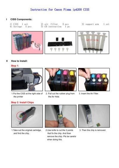 canon ip4200 instruction manual pdf rh yumpu com pixma ip4200 user manual pixma ip4200 user manual