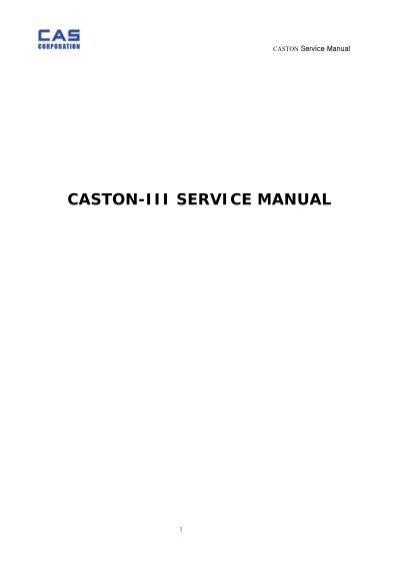 Caston 3 Руководство - фото 11