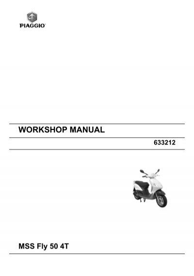 piaggio fly 4t servicemanual scootergrisen rh yumpu com 2014 Piaggio Fly Piaggio Fly Parts