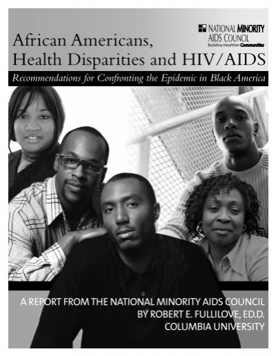 african americans health disparities 2 essay Essays disparities in health race/ethnicity and environment evidence of racial and ethnic disparities in health african americans: disparities in health care.