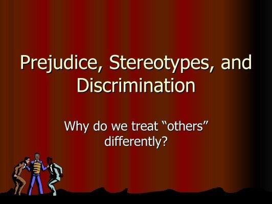 essay stereotypes prejudice csu case study essay stereotypes prejudice