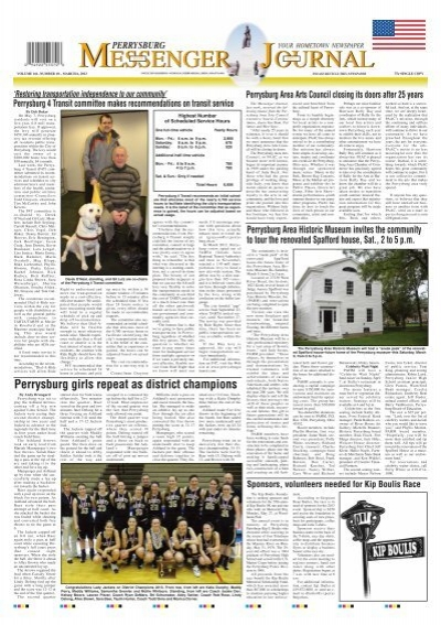 March 6 2013 Pdf Edition Of The Perrysburg Messenger Journal