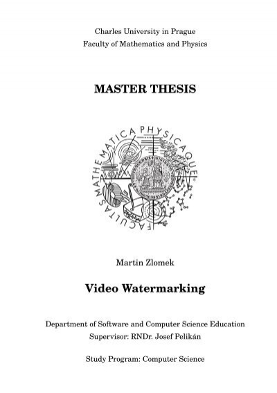 master thesis in data mining