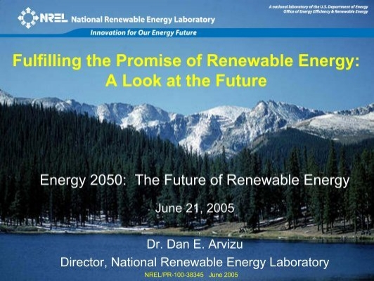 promise for the future renewable energy essay About future power technology magazine gm revs up promise to run off 100% renewable energy committing to running off 100% renewable energy will be no easy task.