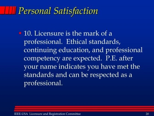 personal satisfaction I recently took on a new and innovative project at work gave me a lot of personal and professional satisfaction it was a critical project in that it not only was a star project for our department, it also put our department in the limelight at the end of the year with the ceo.